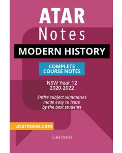 ATAR Notes: HSC Year 12 Modern History Notes