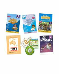 Year 2 Home Learning Value Pack