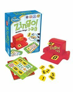 Zingo! 1-2-3 Number Bingo! (Ages 4+)