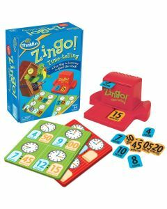 Zingo! Time-telling (Ages 5-9)
