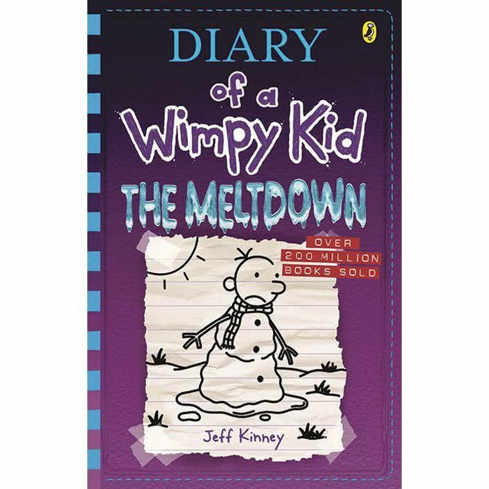 The Meltdown Diary Of A Wimpy Kid 13 Jeff Kinney 9780143309352 Five Senses Education