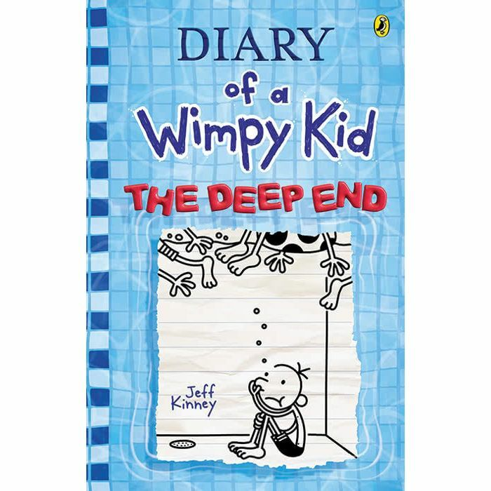 The Deep End Diary Of A Wimpy Kid 15 Jeff Kinney 9780143796084 Five Senses Education