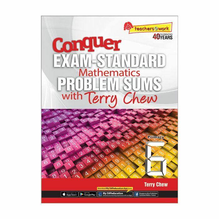 Conquer Exam-Standard Mathematics Problem Sums Primary 6