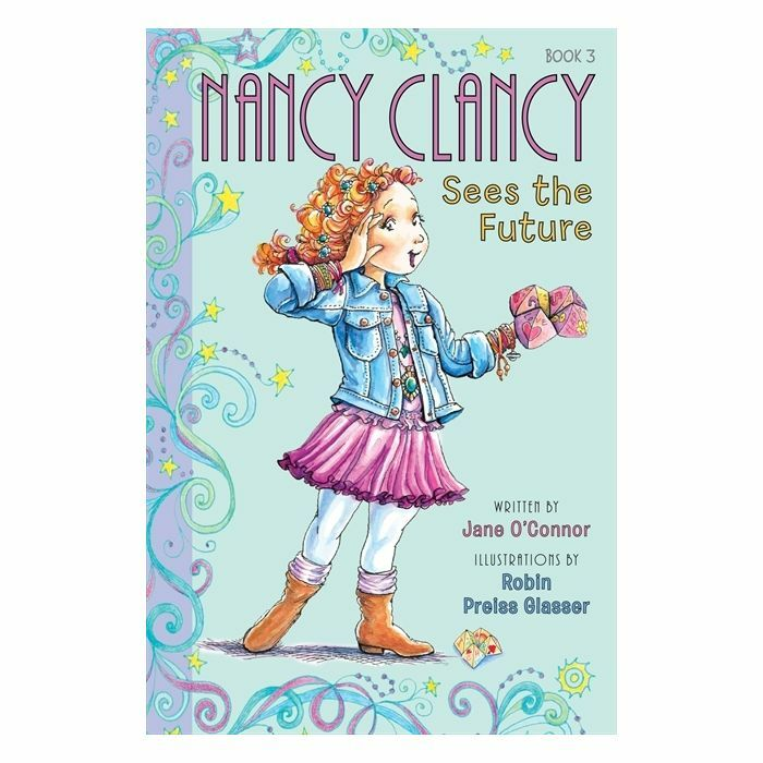 Fancy Nancy Nancy Clancy Sees The Future Five Senses Education