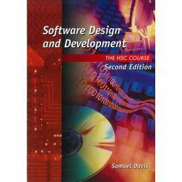 Software Design Development Hsc Course Second Edition Five Senses Education