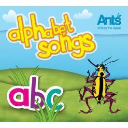 Ants in the Apple Alphabet Songs CD