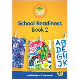 Leaping Learners School Readiness Book 2 - Mielekamp ...