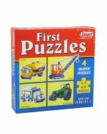 First Puzzles - Special Vehicles II (Ages 3+)