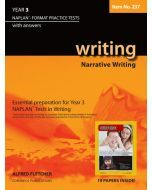 Writing Year 3 NAPLAN* Format Practice Tests (Basic Skills No. 237)