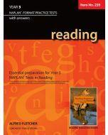 Reading Year 3 - NAPLAN* Format Practice Tests (Basic Skills No. 239)