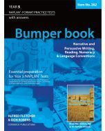 Bumper Book Year 5 NAPLAN* Format Practice Tests 2014 Edition (Item no. 262)