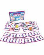 Fraction Bingo (Ages 6+)