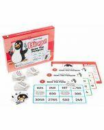 Place Value Bingo: Beat the Penguin (Ages 6+)