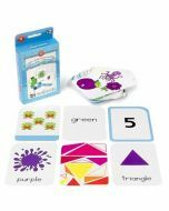 Colours, Shapes and Early Numbers Flashcards (Ages 3+)