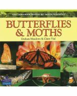 Longman World of Invertebrates: Butterflies & Moths