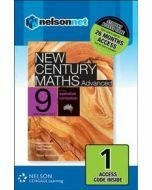 New Century Maths Advanced 9 for the Australian Curriculum NSW Stage 5.2/5.3 (1 Access Code)