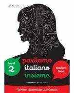 Parliamo Italiano Insieme 2 Student Book