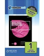 Biology in Focus Year 12 (1 Access Code)