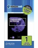 Chemistry in Focus Year 12 (1 Access Code)