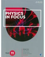 Physics in Focus Year 11 Student Book with 4 Access Codes