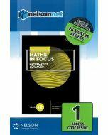 Maths in Focus Advanced Year 12 (1 Access Code)