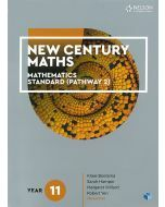 New Century Maths 11 Mathematics Standard (Pathway 2) Student Book 2e