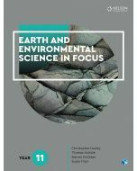 Earth and Environmental Science in Focus Year 11 Student Book with 1 Access Code