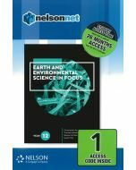 Earth and Environmental Science in Focus Year 12 (1 Access Code)