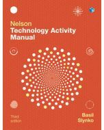 [Pre-order] Nelson Technology Activity Manual Workbook 3e [Due Oct 2019]