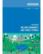 Nelson Community & Family Studies Preliminary Workbook with 1 Access Code