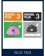 Maths Plus Australian Curriculum Student and Assessment Book 3, 2020
