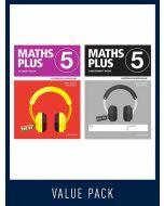 Maths Plus Australian Curriculum Student and Assessment Book 5, 2020