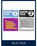 Maths Plus NSW Student and Assessment Book Year 2 Value Pack, 2020