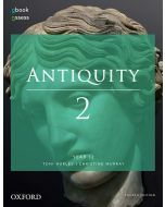 Antiquity 2 Year 12 4E Student book + obook assess