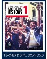 Key Features of Modern History 1 Year 11 Teacher obook assess