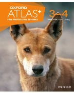 Oxford Atlas for Australian Schools Years 3-4 (3rd Edition)