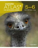Oxford Atlas for Australian Schools Years 5-6 (3rd Edition)