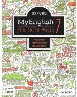 Oxford MyEnglish 7 NSW Student Book + obook assess