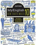 Oxford MyEnglish 10 NSW Student Book + obook assess