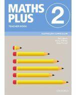 Maths Plus Australian Curriculum Teacher Book 2, 2020