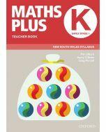 Maths Plus NSW Syllabus Teacher Book K, 2020