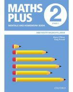 Maths Plus NSW Mentals and Homework Book 2, 2020