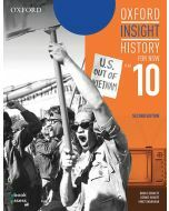 Oxford Insight History for NSW (2E) Year 10 Student Book + obook assess