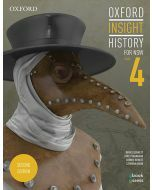 Oxford Insight History for NSW (2E) Stage 4 Student Book + obook assess