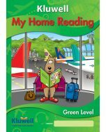 My Home Reading Green Level (Middle) 2019 Edition