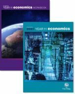 Year 11 Economics 2021 Pack (Textbook + Workbook)