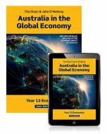 Australia in the Global Economy 2021 Student Book with eBook