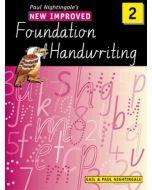 New Improved Foundation Handwriting NSW Year 2