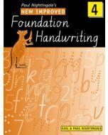 New Improved Foundation Handwriting NSW Year 4