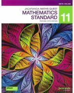 Jacaranda Maths Quest NSW 11 Mathematics Standard 5E Print + eBookPlus